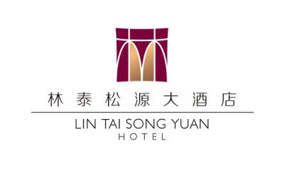 林泰松原大酒店logo设计