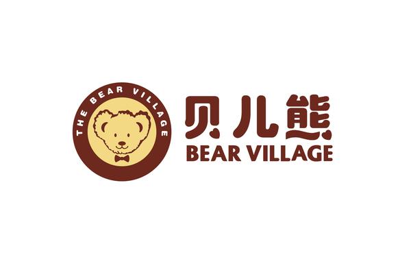 贝尔熊品牌logo设计方案——锦玉智道品牌顾问