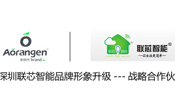 深圳联芯智能家居全品牌形象创意设计