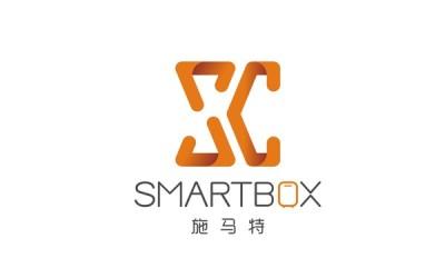 智能旅行箱施马特logo与VI...