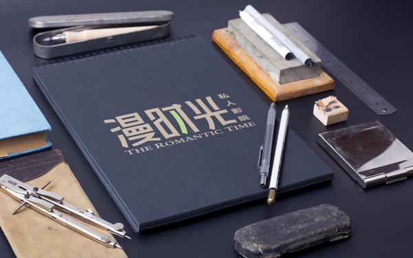 漫时光私人影院(THE ROMANTIC TIME)_品牌标志设计案