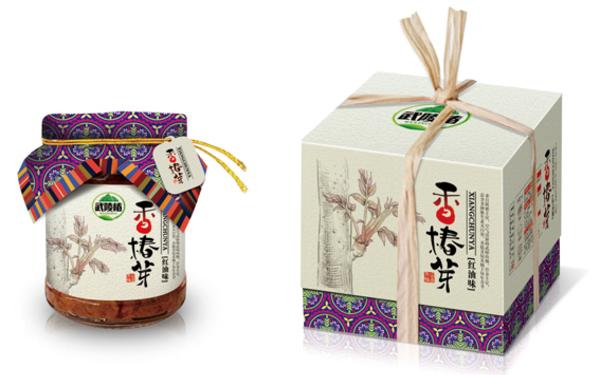 重庆武陵椿香椿芽品牌策划及包装设计