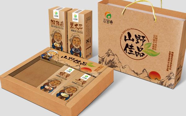 农业产品系列包装设计