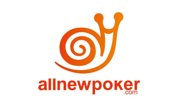蜗牛扑克标志设计