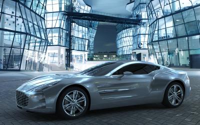 3D汽车数字影像
