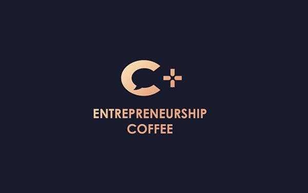 C+创业咖啡厅Logo设计与VIS设计