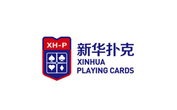 新华扑克简易VI