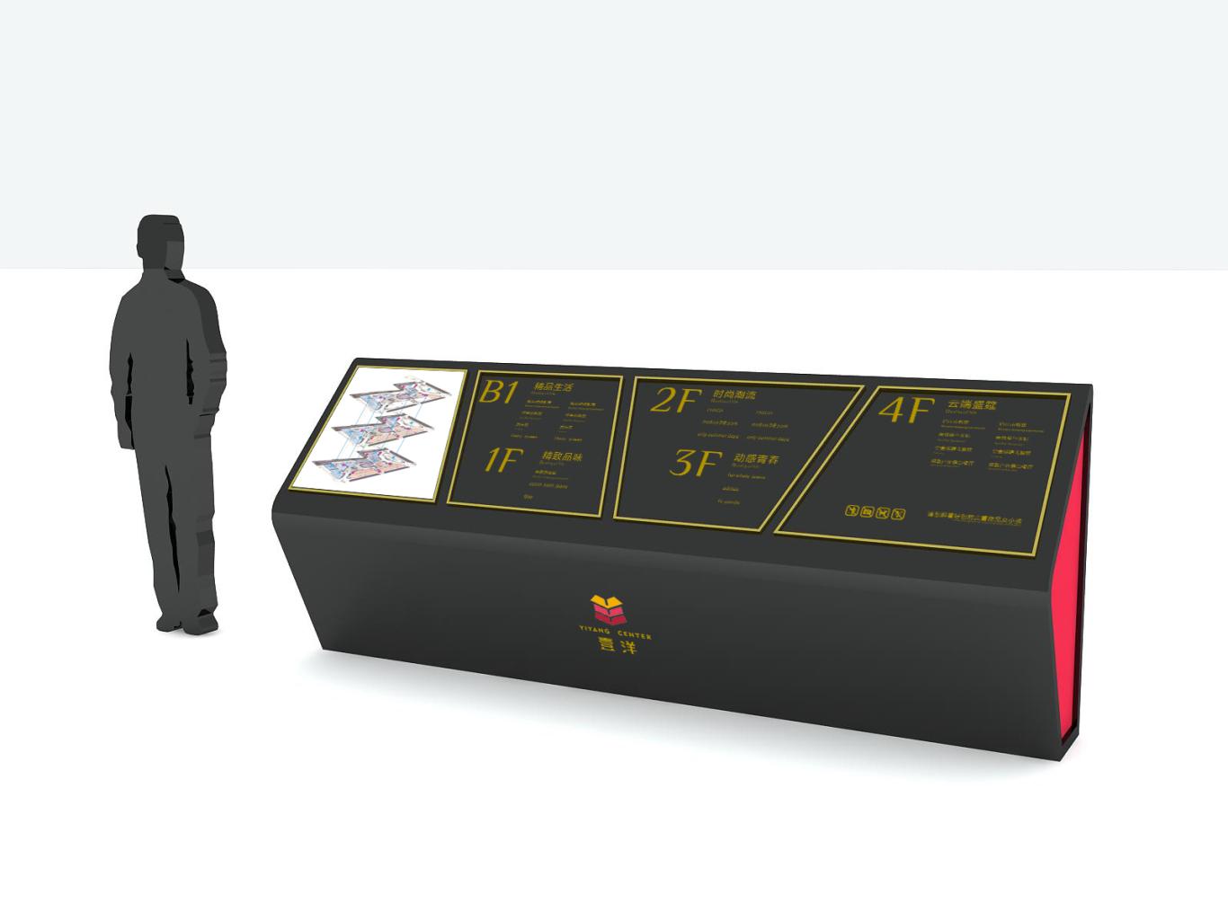 壹洋购物中心导视设计图6