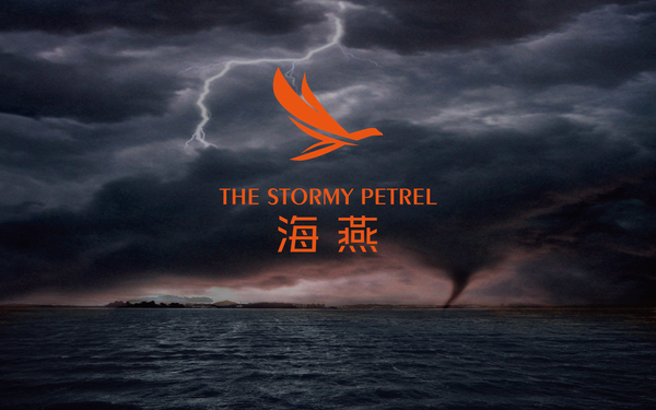 海燕logo设计