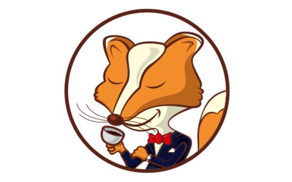 Mr.Fox 咖啡馆卡通形象