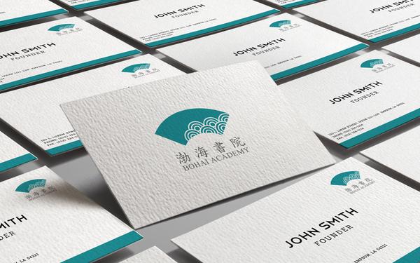 渤海书院品牌设计