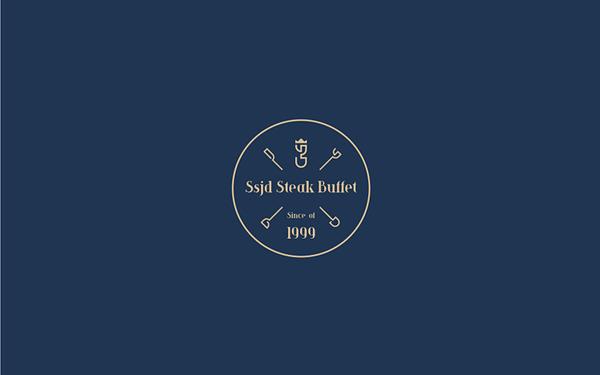 Ssjd Steak Buffet 盛世经典 品牌设计