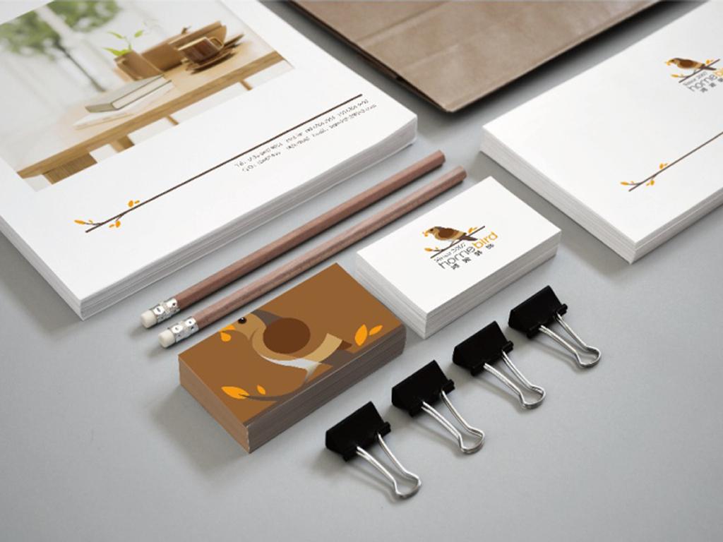 装饰公司品牌设计图2