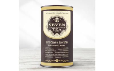 SevenTea品牌包装万博手机官网
