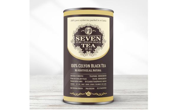 SevenTea品牌包装设计