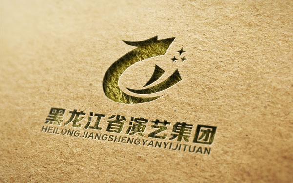 黑龙江省演艺集团logo