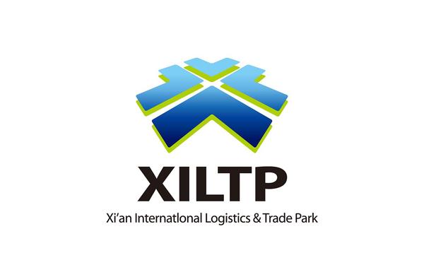 西安港务区logo设计