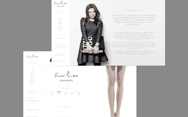 E&R女裝品牌設計