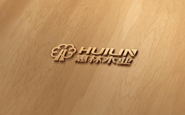 惠林品牌标志设计
