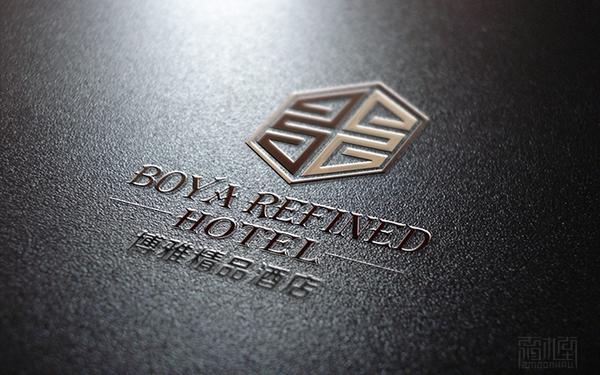 博雅酒店VI设计