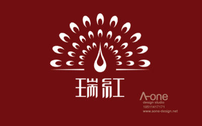 瑞红珠宝品牌设计
