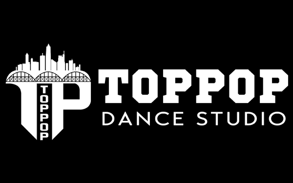 TOPPOP舞蹈生活馆品牌设计