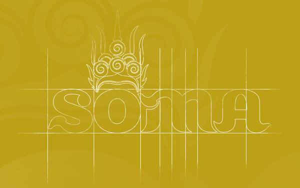 Queen Soma Rice 整体品牌视觉系统设计