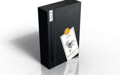 红酒品牌包装设计