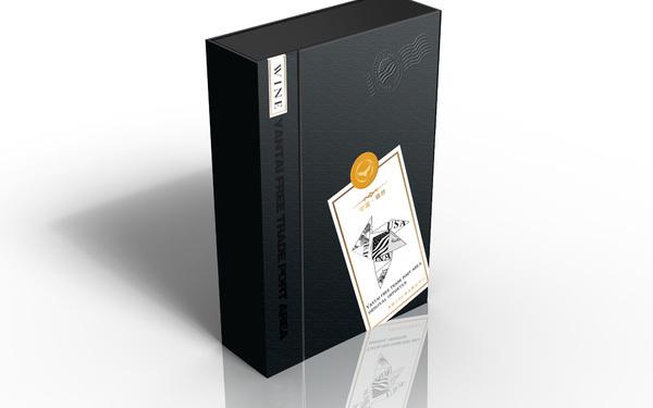 紅酒品牌包裝設計