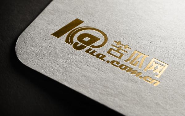 苦瓜金融网品牌logo设计