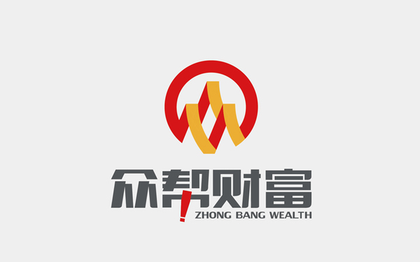 众帮财富(北京)投资管理有限公司logo设计