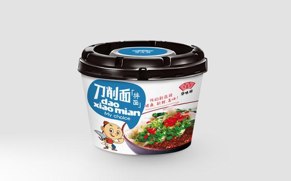 鄭州華味坊品牌形象包裝設計