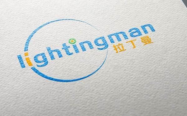 深圳拉丁曼科技有限公司logo案例设计