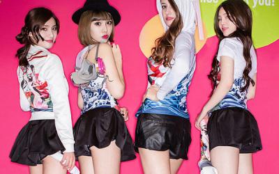 香港潮牌PR服饰设计