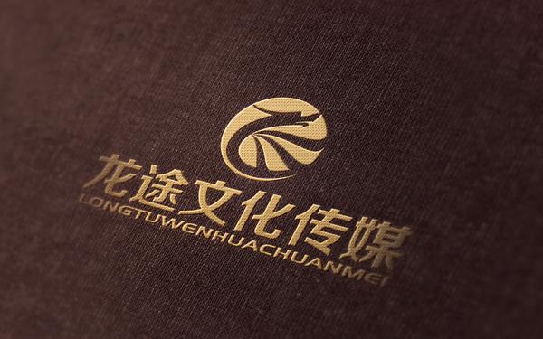 龙途文化传播logo设计