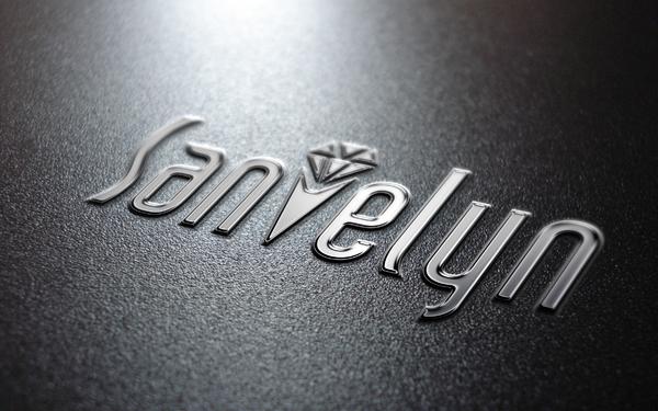 Sanvelyn标志设计