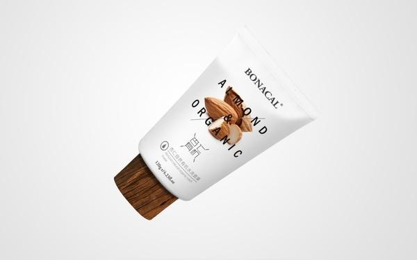 BONACAL堅果共和國——自然有機護膚產品包裝設計