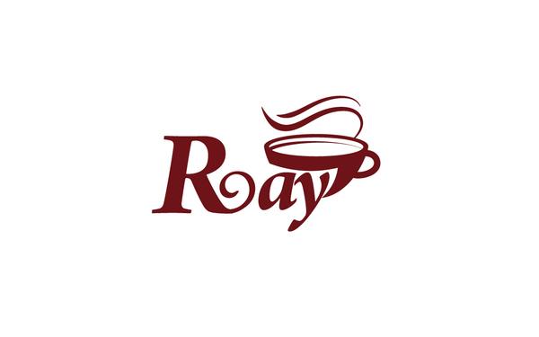 瑞咖啡logo设计