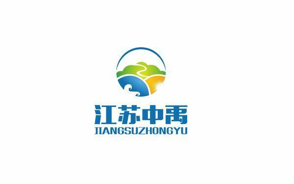 江蘇中禹給水-logo與折頁設計