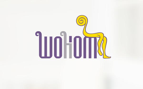 石家莊沃豪專賣椅logo設計