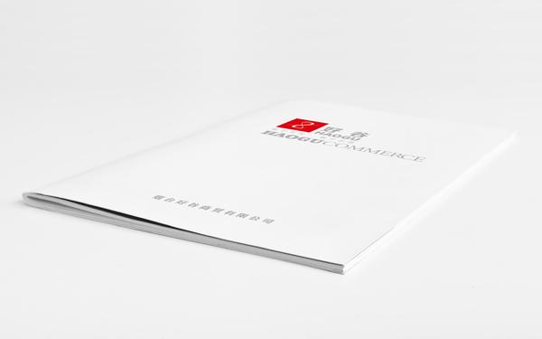 服裝品牌畫冊設計