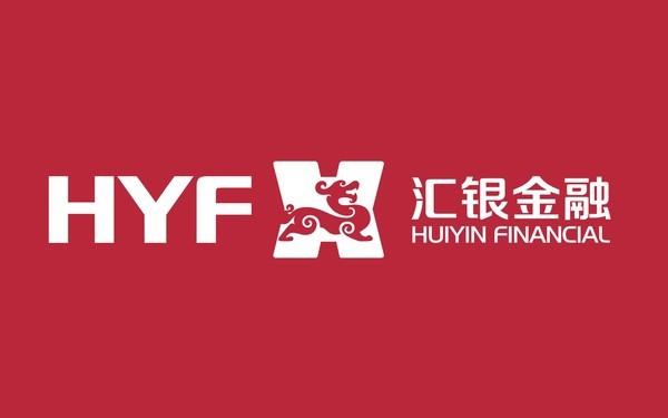 汇银金融logo设计