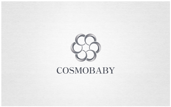 COSMOBABY珠宝品牌标志设计