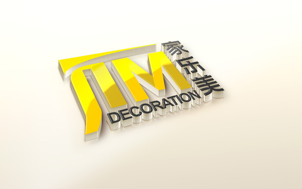 家乐美装饰品牌标志