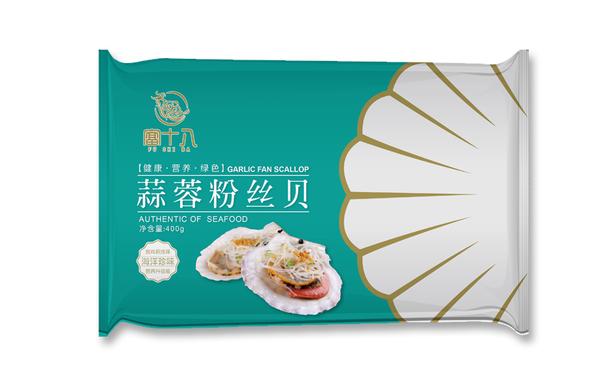 海鮮品牌包裝設計