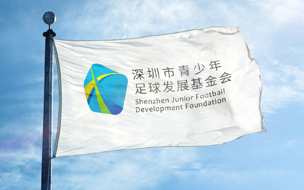 深圳青少年足球发展基金会logo(提案)