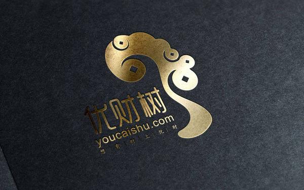 北京優財樹品牌形象LOGO設計