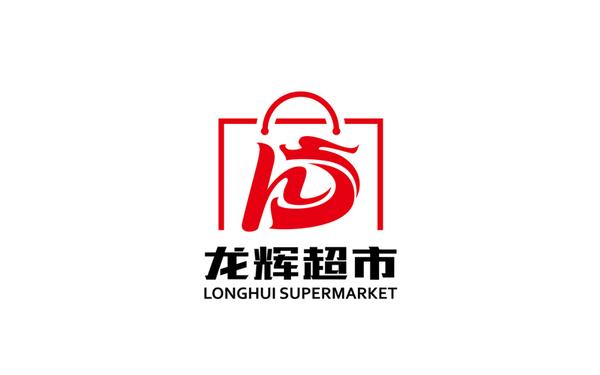 龍輝超市標志