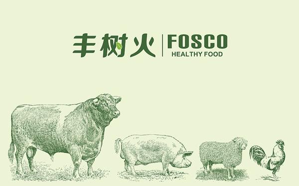 丰树火餐厅LOGO设计
