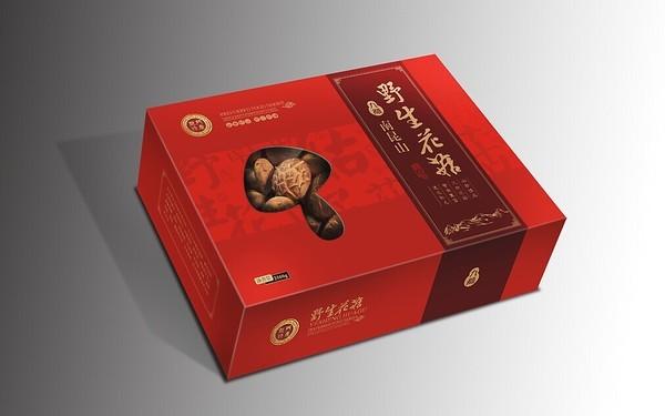 九顏實業品牌特產包裝設計